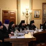 Протоиерей Сергий Привалов, протоиерей Дмитрий Смирнов, архимандрит Тихон (Шевкунов)
