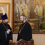 Протоиерей Сергий Привалов, Епископ Красногорский Иринарх (Грезин)