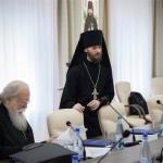 Протоиерей Лев Махно, иеромонах Геннадий (Войтишко)