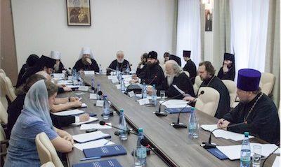 Комиссия Межсоборного присутствия по вопросам духовного образования и религиозного просвещения 23.06.2015