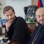 Игумен Митрофан (Шкурин), иеромонах Геннадий (Войтишко)