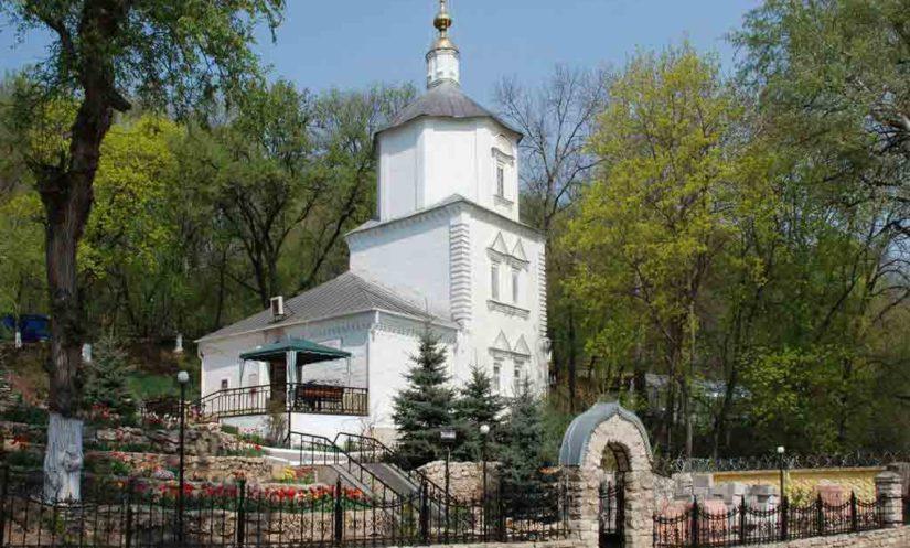 Свято-Успенский монастырь в Липецке