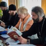 Протоиерей Михаил Браверман, Татьяна Тарасова, иеромонах Геннадий (Войтишко), Священник Александр Ильюхов