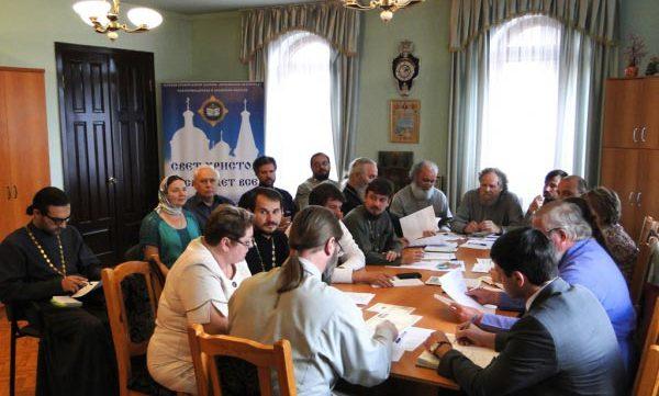Заседание Коллегии религиозного образования и катехизации Кубанской митрополии