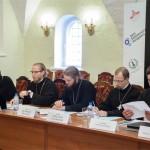 Иеромонах Геннадий (Войтишко), иеромонах Онисим (Бамблевский), иерей Николай Головинов, диакон Герман Демидов