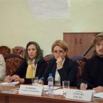 Ирина Котина, Татьяна Склярова, диакон Георгий Пигарь