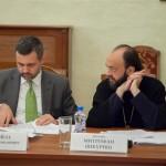 Владимир Легойда, игумен Митрофан (Шкурин)