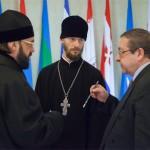 игумен Митрофан (Шкурин), иеромонах Геннадий (Войтишко), Андрей Туманянц