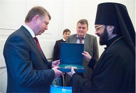 Владимир Черников, игумен Митрофан (Шкурин)