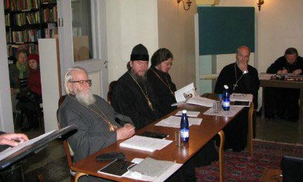 В Таллине прошла юбилейная Педагогическая конференция православных воскресных школ