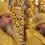 митрополит Ростовский и Новочеркасский Меркурий, епископ Вяземский и Гагаринский Сергий