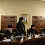 протоиерей Сергий Привалов, протоиерей Димитрий Смирнов, епископ Богородский Антоний,