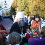 митрополит Ростовский и Новочеркасский Меркурий, игумен Митрофан (Шкурин)