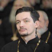 Священник Александр Усатов