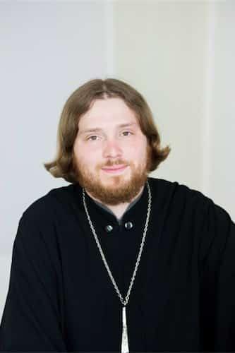 Священник Григорий Геронимус