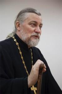 Отец Петр Коломейцев