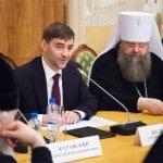 Митрополит Ростовский и Новочеркасский Меркурий, Сергей Железняк