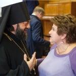 Игумен Митрофан (Шкурин), Любовь Глебова