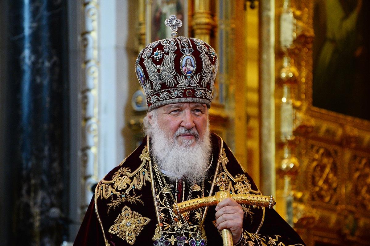 Святейший Патриарх Кирилл, 24 мая 2016 года