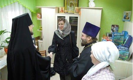 Епископ Череповецкий и Белозерский Флавиан
