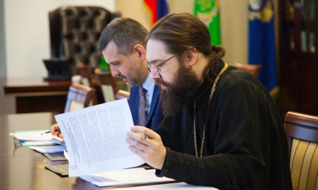 Архимандрит Савва (Тутунов), Владимир Легойда