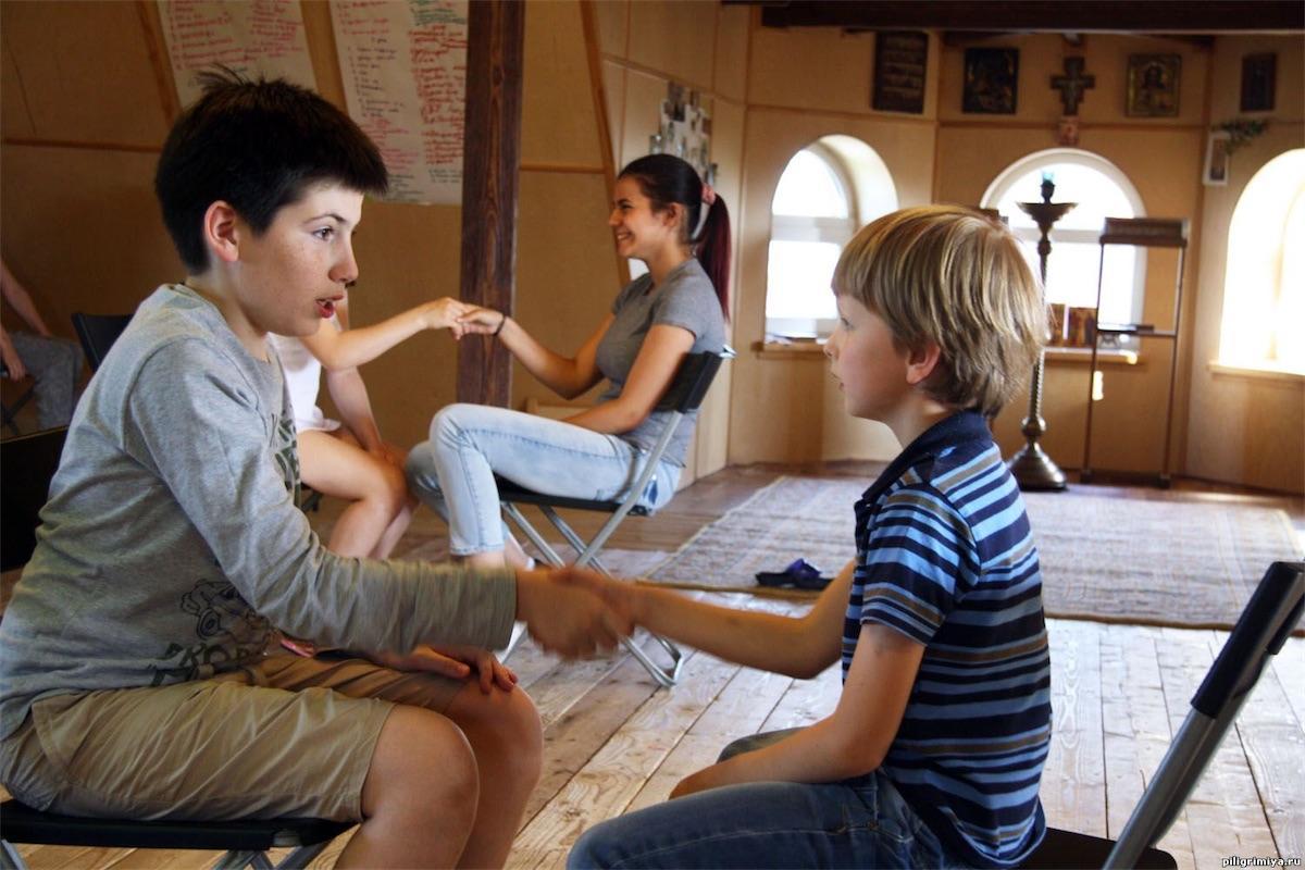 Игры На Знакомство В Лагере Средний Возраст
