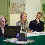 Нина Переслегина, Вероника Андросова, иеромонах Геннадий (Войтишко)