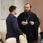 ректор Коломенской духовной семинарии епископ Зарайский Константин, Денис Туголуков