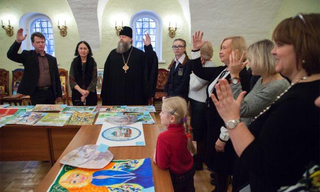 Международный конкурс детского творчества красота божьего мира положение