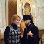 иеромонах Геннадий (Войтишко), Мария Коровина
