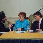 игумен Митрофан (Шкурин), Людмила Вербицкая, Юрий Зинченко