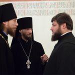 Иеромонах Онисим (Бамблевский), иеромонах Геннадий (Войтишко), Михаил Куксов