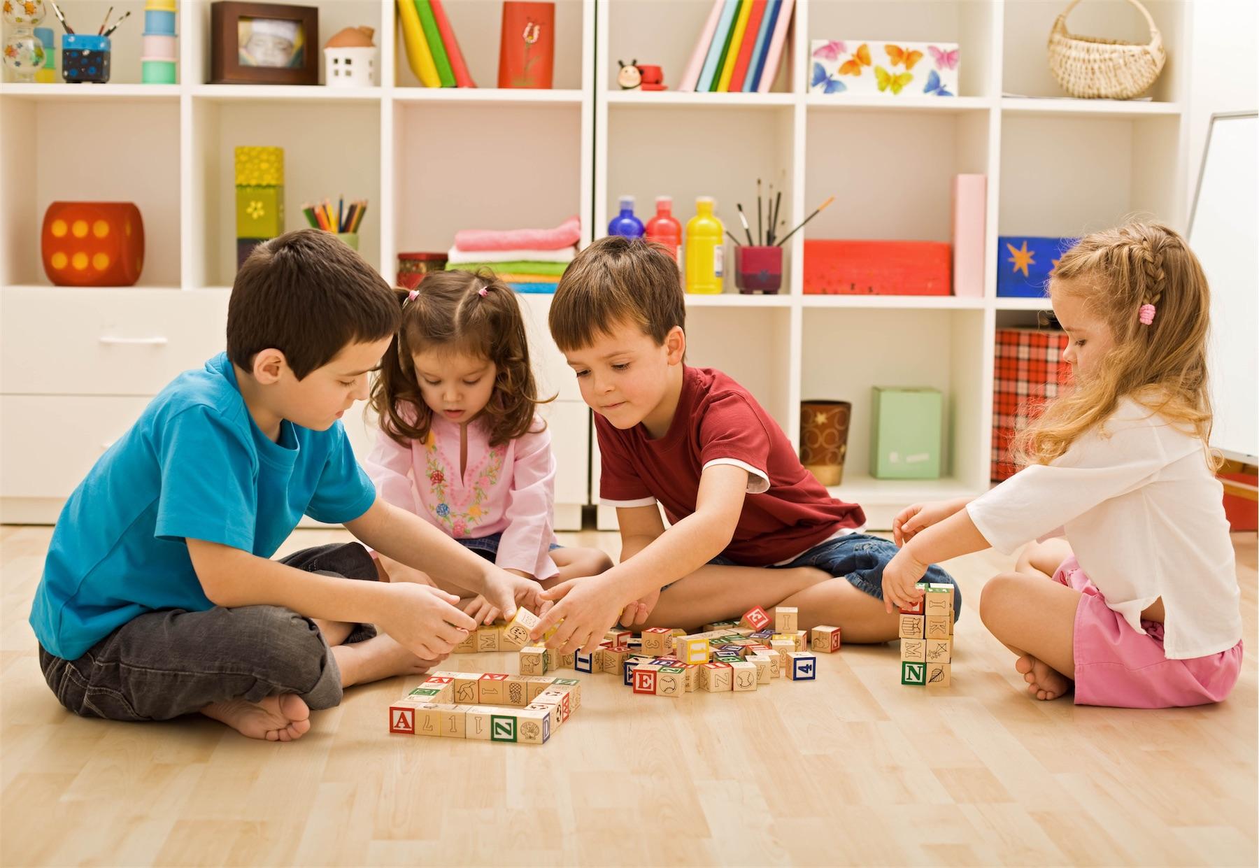 Необходимость игры в жизни ребенка