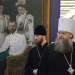 Митрополит Ростовский и Новочеркасский Меркурий, иеромонах Геннадий (Войтишко)