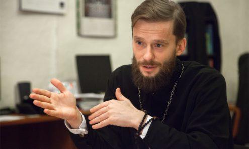 Интервью с координатором рабочей группы для изучения и выработки подходов к формированию учебных пособий для воскресных школ иеромонахом Геннадием (Войтишко)