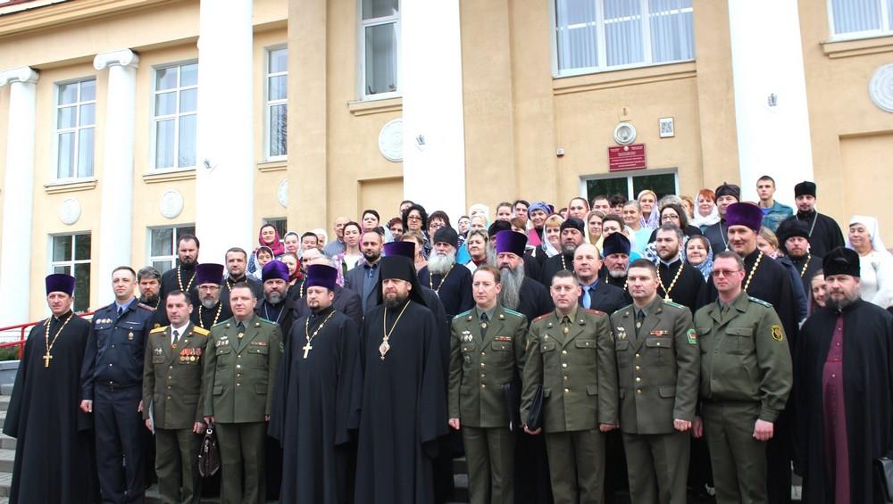 ВСлавгороде состоялось открытие Регионального этапа Рождественских образовательных чтений