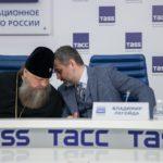 Митрополит Меркурий, Владимир Легойда