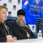 Митрополит Меркурий, Владимир Легойда, Зинаида Драгункина
