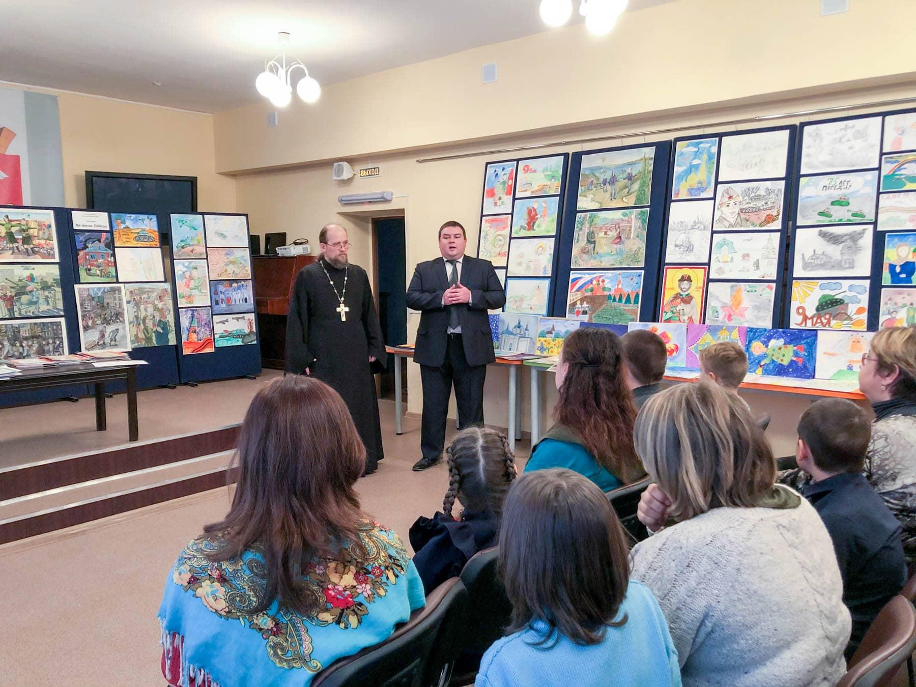 Подведены итоги конкурса «Красота Божьего мира» в Серовской епархии