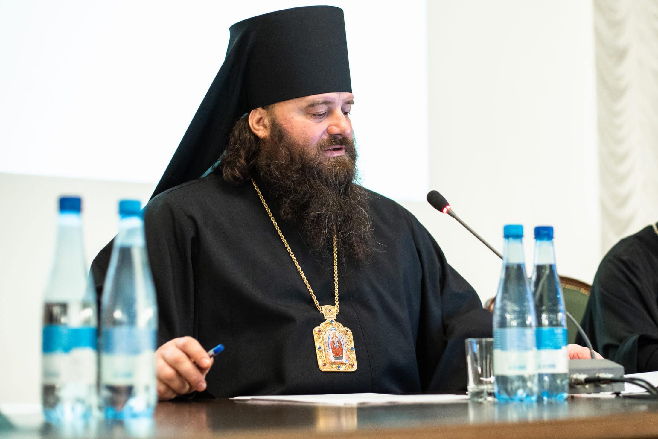 Епископ Сергиево-Посадский Парамон возглавил региональные Рождественские чтения Северного викариатства