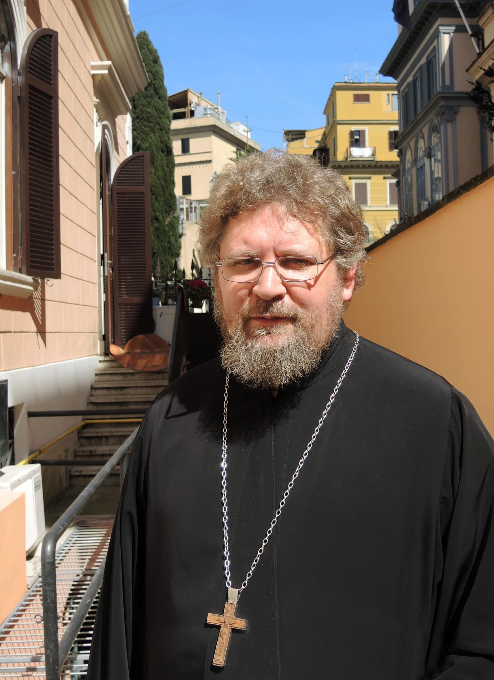 Интервью с протоиереем Вячеславом Бачиным, настоятелем храма во имя святителя Николая Чудотворца в Риме