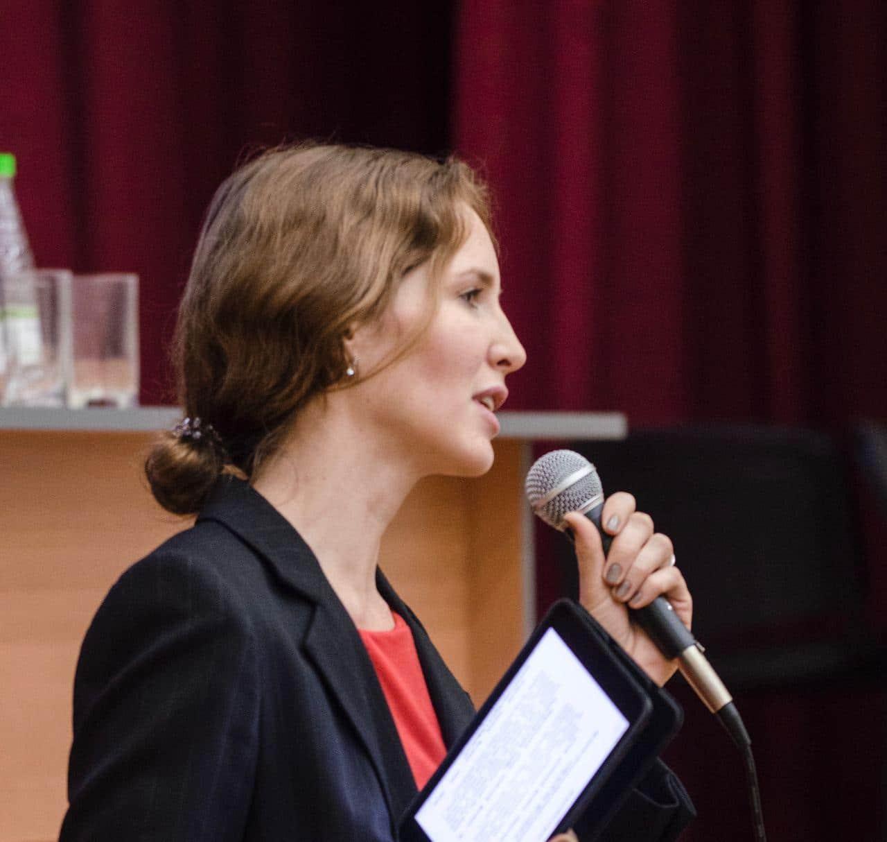 Сотрудник сектора приходского просвещения провела вводную лекцию в рамках курсов повышения квалификации педагогов по Основам православн