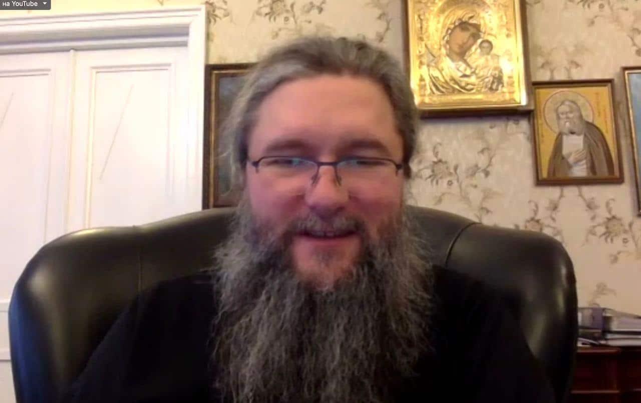 Епископ Евгений провел онлайн-совещание с руководителями и сотрудниками ЕОРОиК