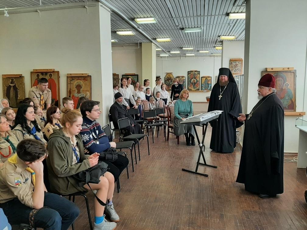 В Череповецкой епархии состоялся цикл мероприятий, посвященных Дню православной книги